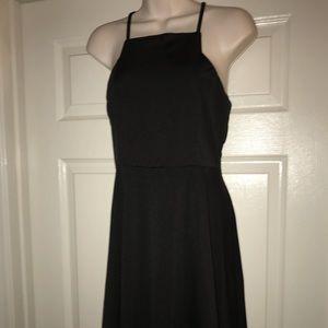 Lyrur Women's Black Dress Size Medium